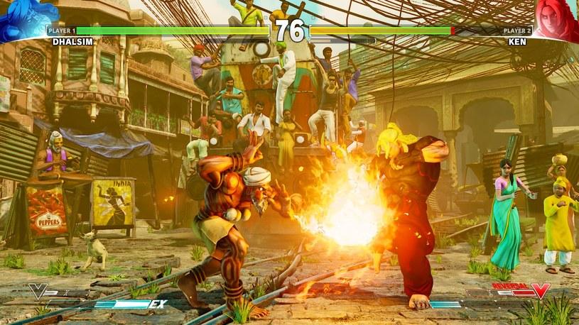 Street Fighter V /materiały prasowe