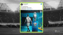 """Strefa Euro 12:00. """"Sieciówka' - przegląd mediów społecznościowych. Wideo"""