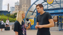Strefa Euro 12:00 - Blondi pyta, mecz Anglia - Dania (odc. 27.) Wideo