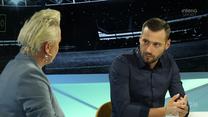 """Strefa Euro 12:00. """"Glik wygłosił bardzo płomienną, pełną emocji mowę"""". Wideo"""