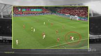 Strefa Euro 12:00 -Jak poradzili sobie sędziowie w ostatniej kolejce grup A.B.C? Wideo
