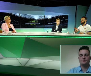 Strefa Euro 12:00. Mateusz Święcicki: Dla Anglików zdobycie mistrzostwa Europy jest obsesją. Wideo
