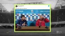 Strefa Euro 12:00 - Sieciówka. Przegląd mediów społecznościowych (odc. 7) Wideo