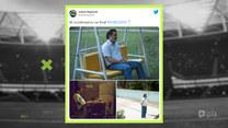 """Strefa Euro 12:00. """"Sieciówka"""" - Przegląd mediów społecznościowych przed meczem finałowym. Wideo"""