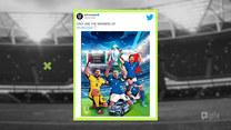 Strefa Euro 12:00. Sieciówka - przegląd mediów społecznościowych po finale - 12.07.2021