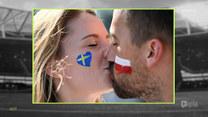 Strefa Euro 12:00. Te zdjęcia zostaną zapamiętane na długo! Kibice wrócili na trybuny w wielkim stylu