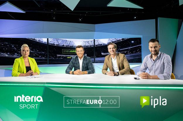 Strefa Euro 12:00 /Interia.pl /INTERIA.PL