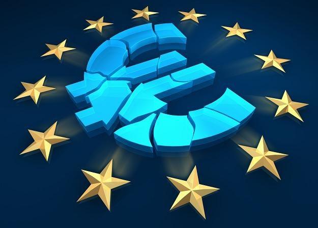 Strefa euro - będzie tylko gorzej? /©123RF/PICSEL