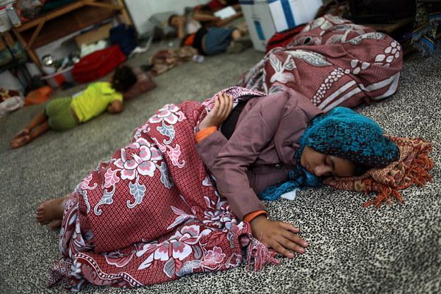 """Strefa Gazy: """"Dzieci zamordowane we śnie"""""""