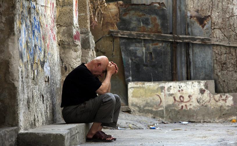Strefa Gazy /MOHAMMED SABER  /PAP/EPA