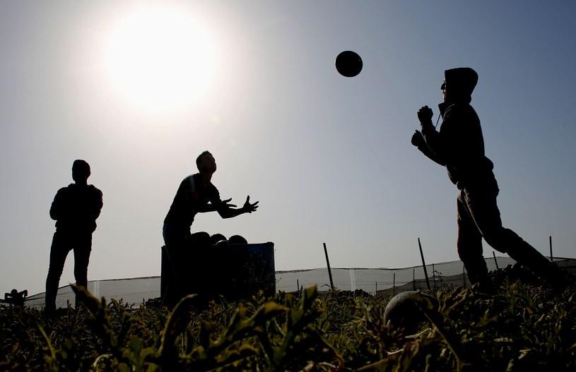 Strefa Gazy /SAID KHATIB /AFP