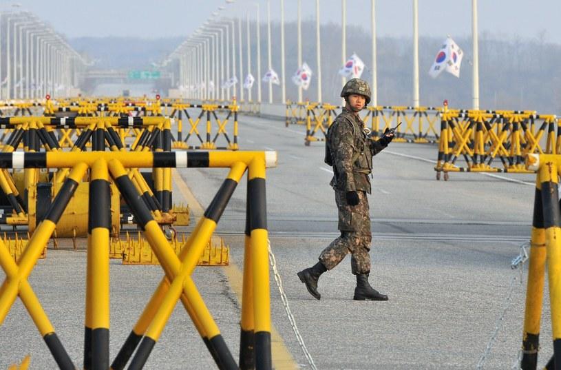 Strefa Kaesong opustoszała /AFP