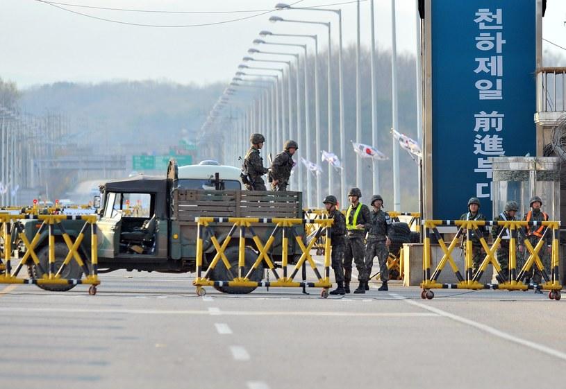 Strefa Kaesong /AFP