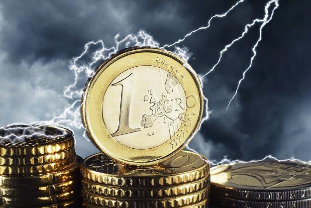 Strefę euro czekają wstrząsy. Ryzyko polityczne jest duże /©123RF/PICSEL