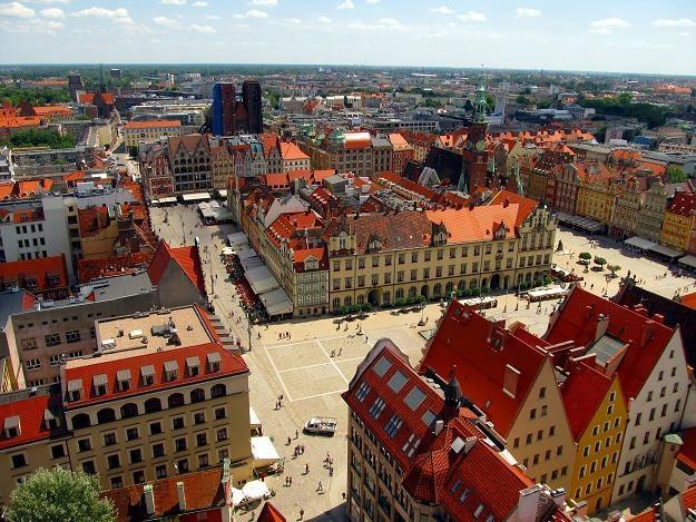 Strefy wolne od pojazdów silnikowych staną się faktem Fot . Wrocław /AFP