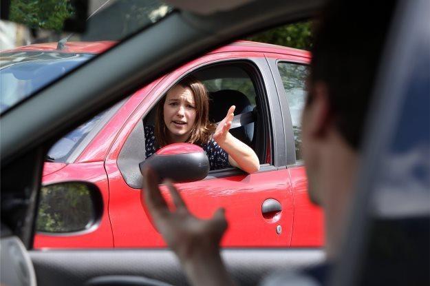 Stres często towarzyszy kierowcom /