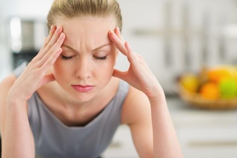 Stres drenuje mózg /123RF/PICSEL