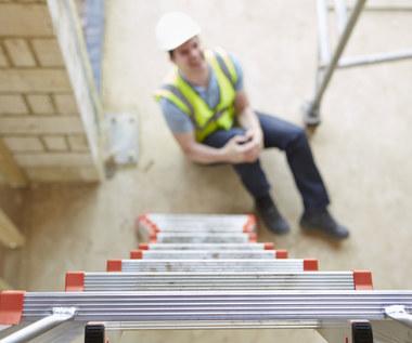 Stres główną przyczyną wypadków w pracy