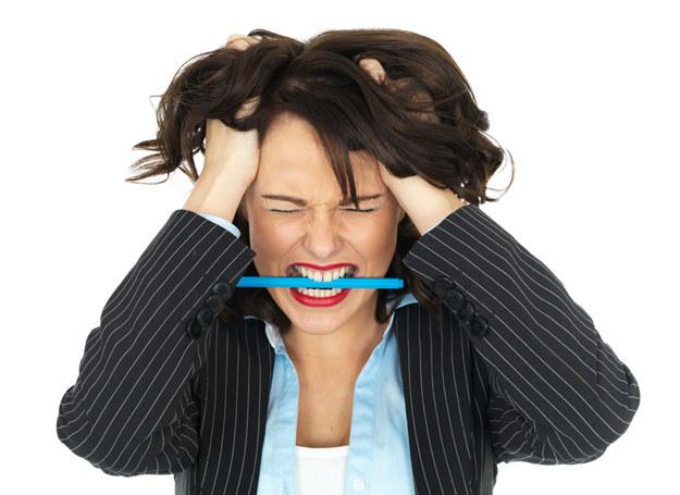 Stres to jeden z czynników bardzo negatywnie wpływających na układ krążenia /123RF/PICSEL