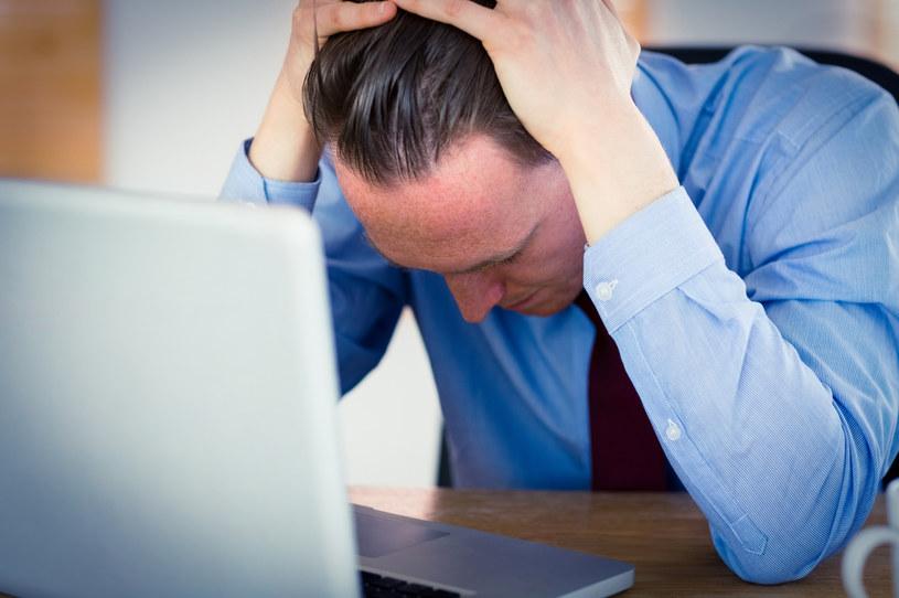 """""""Stres wywołany agresywną komunikacją to rosnący problem praktycznie na całym świecie"""" /123RF/PICSEL"""