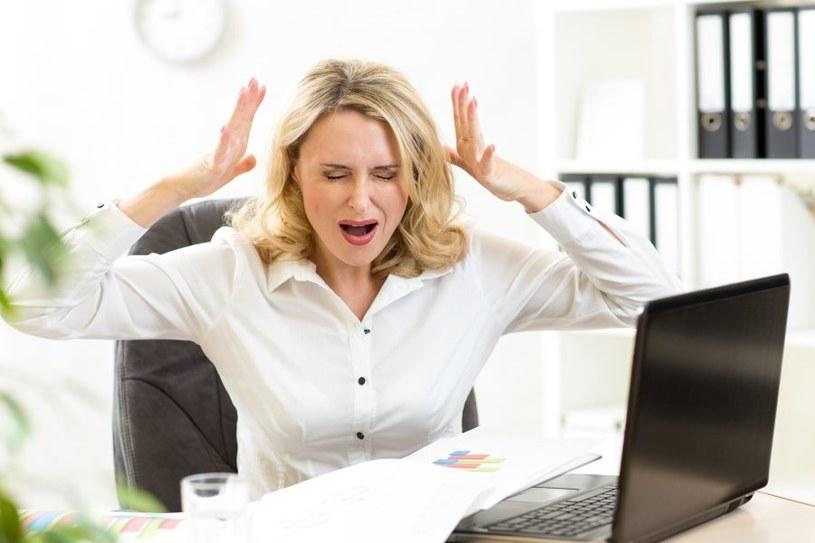 Stres wzmaga agresję /123RF/PICSEL