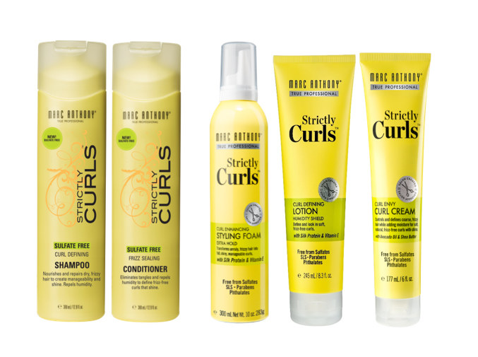 Strictly Curls by Marc Anthony Hair Care /materiały prasowe