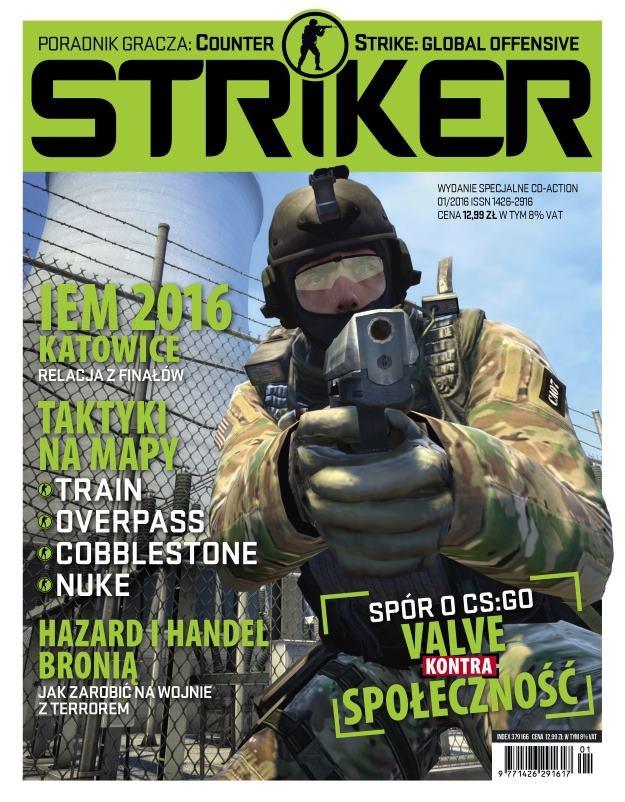 Striker /CD Action