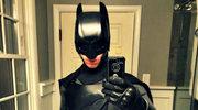Strój Batmana zrobił samemu - wytrzyma pchnięcie nożem!