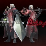 Strój Dantego z Devil May Cry pojawi się w Monster Hunter: World