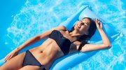 Strój kąpielowy - retusz sylwetki last minute