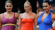 Stroje kąpielowe dla kobiet o kobiecych kształtach