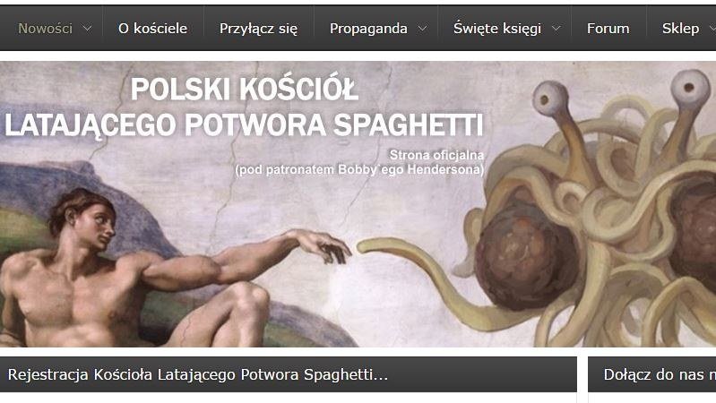 Strona http://www.klps.pl/ /Internet
