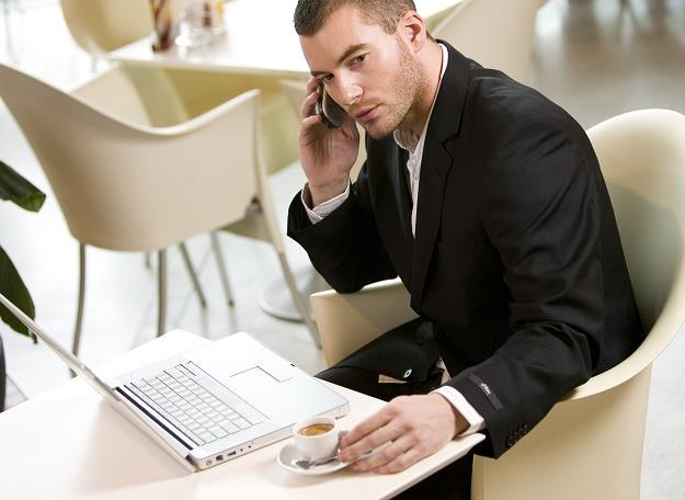 Strona internetowa daje dużo w biznesie /© Bauer