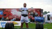 Strongman gala w Kwidzynie
