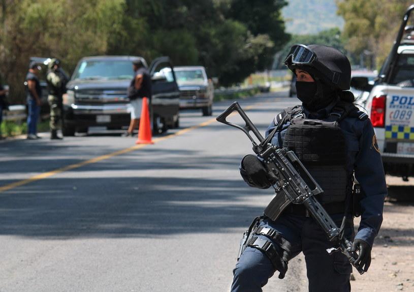 Strzelanina na granicy w Meksyku / Zdjęcie ilustracyjne /AFP