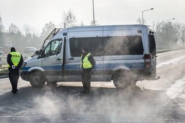 Strzelanina pod Wrocławiem. W wymianie ognia zginął policjant, trzech zostało rannych