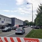 Strzelanina przy komisariacie w Opolu. Nie żyje jedna osoba