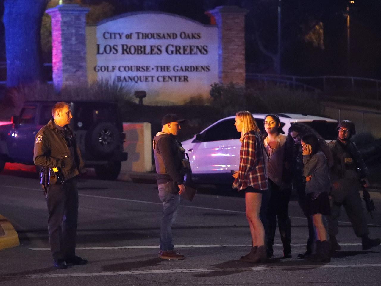 Strzelanina w barze w Kalifornii. Nie żyje 12 osób i napastnik