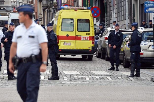 Strzelanina w Brukseli. Co najmniej 3 ofiary