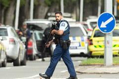 Strzelanina w Christchurch