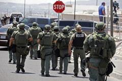 Strzelanina w El Paso w USA