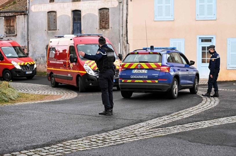 Strzelanina w Francji. 48-letni mężczyzna zabił trzech policjantów. Jeden jest ranny. /Olivier Chassignole  /AFP