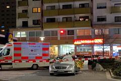 Strzelanina w Hanau