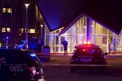 Strzelanina w kampusie. Zastrzelono policjanta