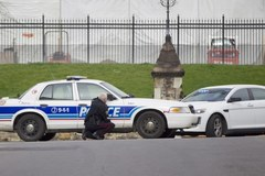 Strzelanina w kanadyjskim parlamencie