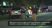 Strzelanina w kościele w Karolinie Południowej. 9 osób nie żyje
