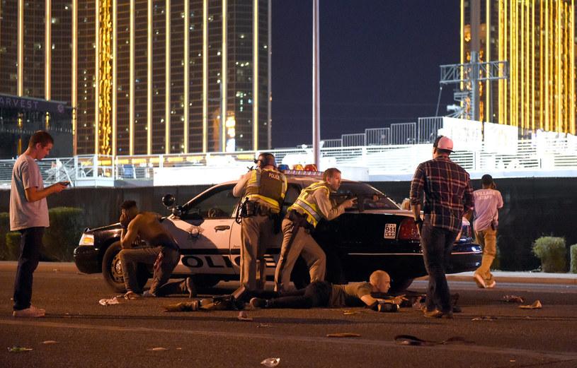 Strzelanina w Las Vegas /David Becker /Getty Images