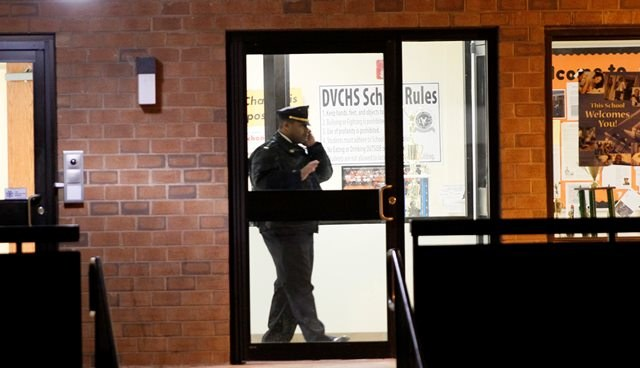 Strzelanina w szkole średniej /TOMAS MIHALEK /PAP/EPA