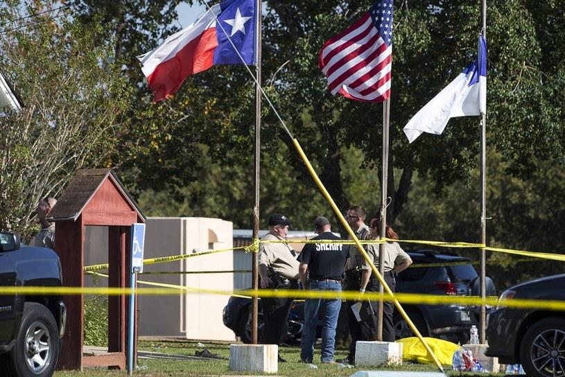Strzelanina w Teksasie /Nick Wagner/Austin American-Statesman/AP /East News