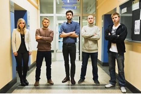 Studenci, którzy uratowali życie swojemu wykładowcy /facebook.com